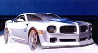 SEMA Show 2009 : LPE Camaro LTA 455 Concept, une Pontiac Trans Am revival
