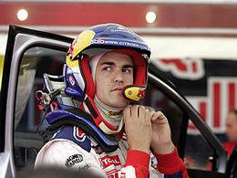 WRC : Dani Sordo avec Mini