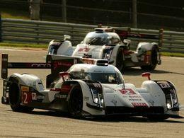 WEC/Austin: 2ème victoire d'Audi en 2014