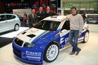 WRC: La Skoda 2007 de Duval
