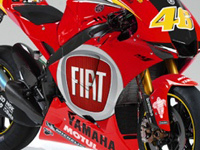 Fiat sponsor de Valentino Rossi ?
