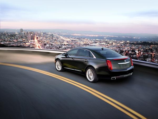 La Cadillac XTS s'offre un V6 biturbo de 410 ch