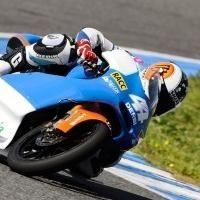 GP125 - Test Jerez D.1: Espargaro voit tout en bleu