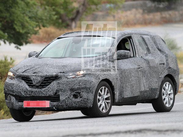 Renault Koleos: son successeur surpris