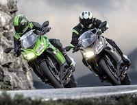 Nouveauté 2014: Kawasaki Z1000 SX