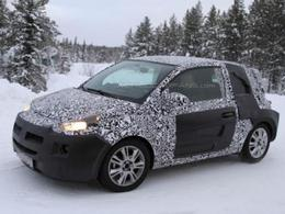 "La future ""mini"" Opel surprise en classe de neige"