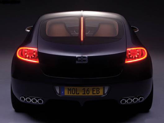 La future Bugatti limousine sur une base Audi?
