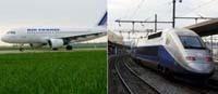 Dossier spécial : Air France aura son TGV en 2010