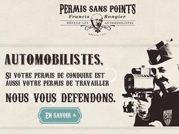 Les réactions de Francis Rongier sur les nouvelles mesures de sécurité routière