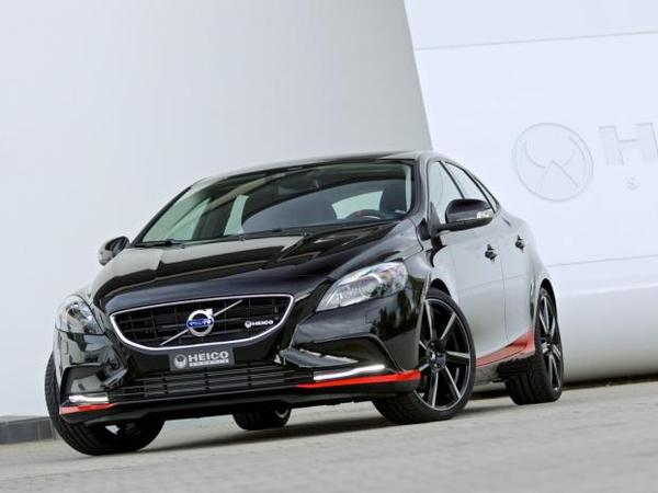 volvo v40 par heico sportiv une jolie pr paration. Black Bedroom Furniture Sets. Home Design Ideas