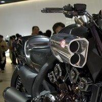 Yamaha ne prévoit pas le nouveau V-Max avant 2009