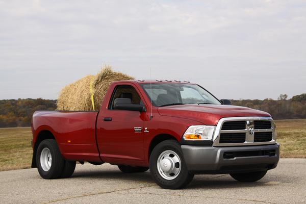 Pas pour les Européens : voici le nouveau Dodge Ram HD