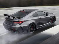 Salon de Detroit 2019 - Lexus dévoile la RC F restylée, avec la Track Edition