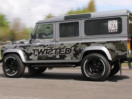 Un Land Rover Defender spécial pour le Gumball Rally