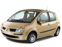 Un Renault Grand Modus pour Francfort !