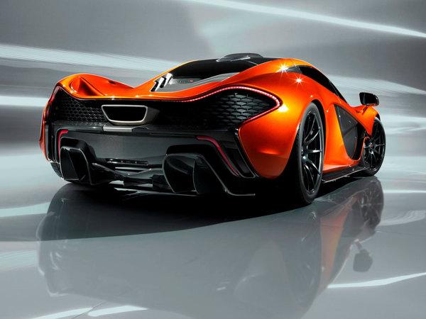 McLaren pense déjà à l'après P1!