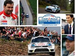 WRC - Le Rallye de France à suivre sur Canal+ du 3 au 5 octobre