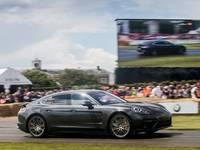 Goodwood Festival of Speed 2016 : Patrick Dempsey fait gronder la nouvelle Porsche Panamera Turbo