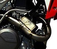 Termignoni: ligne en inconel pour Honda CRF