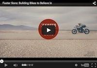 Yamaha Faster Sons ou le début d'une nouvelle aventure (vidéo)