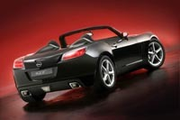 Elucubration du jour: un modèle plus accessible de l'Opel GT