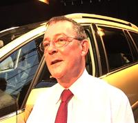 Retour sur le Mondial 2006 - Interview du directeur général de Citroën