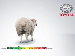 Insolite : la Toyota Prius moins nocive qu'un pet de mouton ?