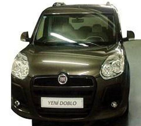 Futur Fiat Doblo : c'est lui
