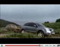 Vidéo Pub : Renault Koleos, le retour des voitures à vivre ?