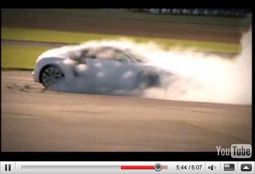 Midi Pile - Audi R8 V10 : est-elle toujours conduisible sans aucune aide à la conduite ?