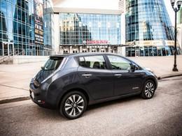 La Nissan Leaf vient de dépasser les 25 000 ventes aux USA
