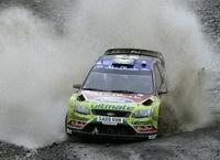 WRC_Grande-Bretagne, spéciale 7: Hirvonen réduit son retard !