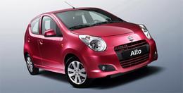 Nouvelle Suzuki Alto pour Paris