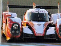 "Scoop ""Auto Hebdo"" : la nouvelle Toyota LMP1 surprise en test"