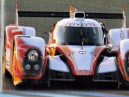 """Scoop """"Auto Hebdo"""" : la nouvelle Toyota LMP1 surprise en test"""