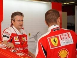 Ça bouge chez Ferrari, Dyer remplacé