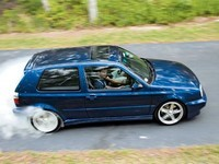 Golf, VR6, Turbo et Propulsion !!!