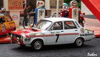 Miniature : 1/43ème - RENAULT R12 Gordini