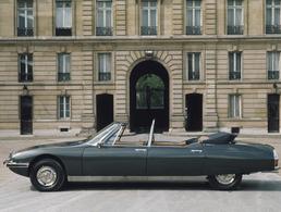 Réponse à la question du jour n°37 : quelle était la voiture présidentielle de Georges Pompidou ?