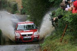 Rallyes France: La Suzuki Rallye Cup tire sa révérence