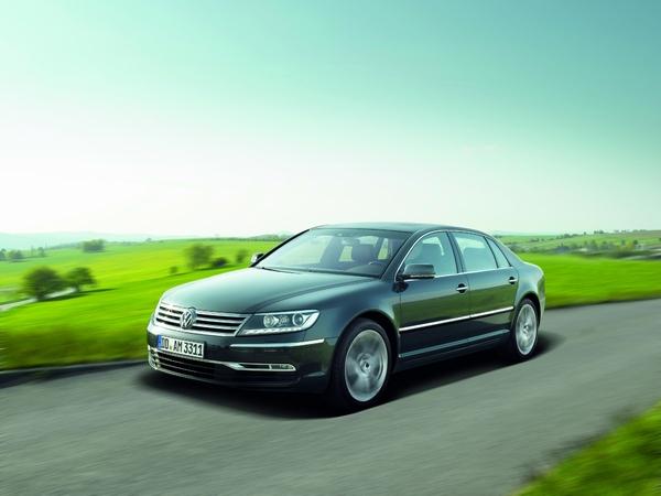 Volkswagen prépare une berline exclusive et inédite pour la Chine
