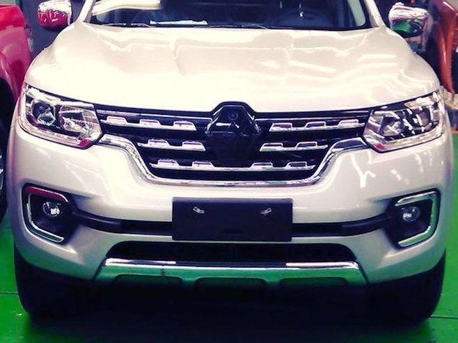Renault : le pickup Alaskan dévoilé le 30juin