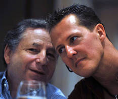 Question du jour n°39 : Quel lien unit Jean Todt et Michael Schumacher dans la vie civile ?