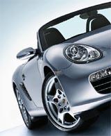 La Porsche Boxster se refera une beauté en 2008