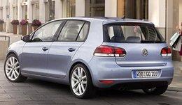VW Golf VI : elle est là et elle est en avance !