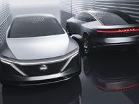 Salon de Detroit 2019 - Nissan dévoile le concept électrique IMs