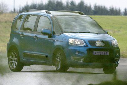 Citroën C3 Streetlounge/MPV : c'est elle !