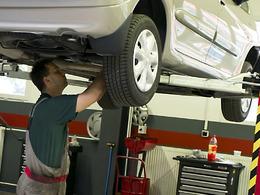 Les réparations flambent, les automobilistes en danger
