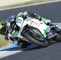 Supersport - Test Phillip Island D.2: Sam Lowes s'extirpe d'un peloton compact