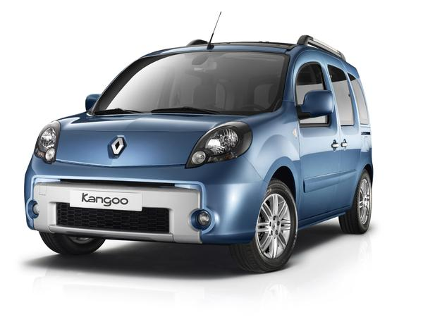 Renault Kangoo 2011 : plus raffiné
